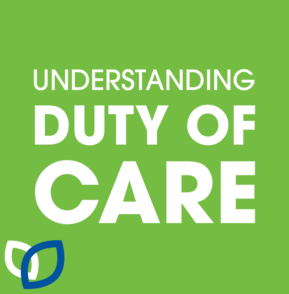 Duty Of Care - Logo Mats