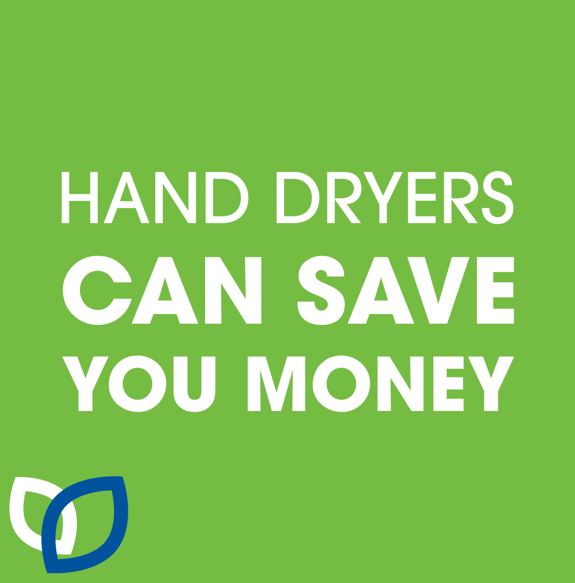 Hand Dryers Can Save You Money - efficient hand dryer